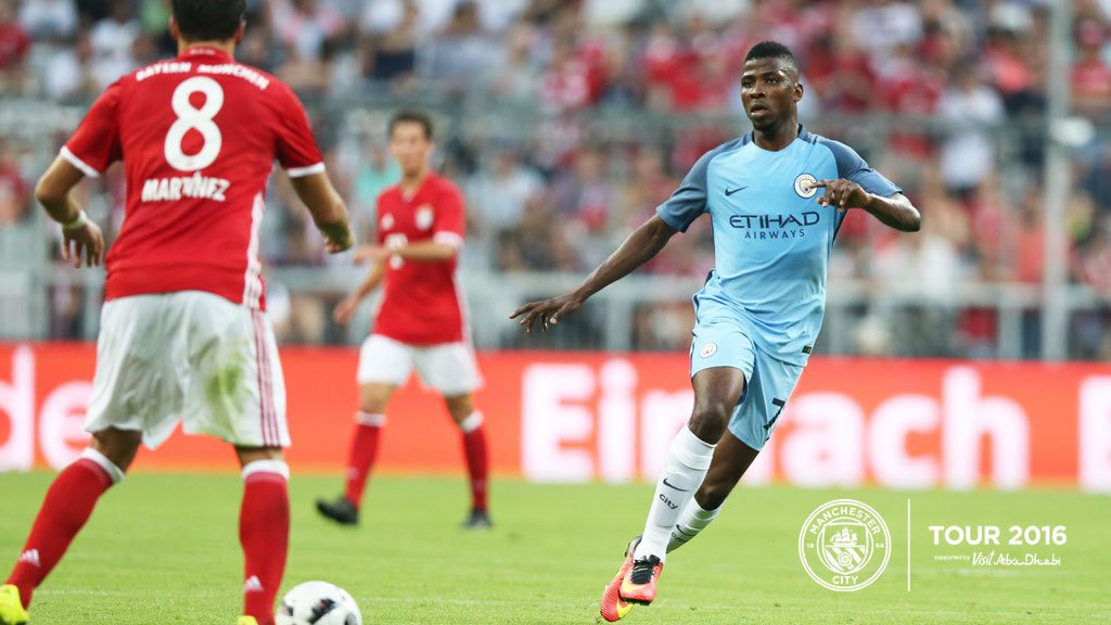 Iheanacho Eager To Replace Aguero Vs Man United
