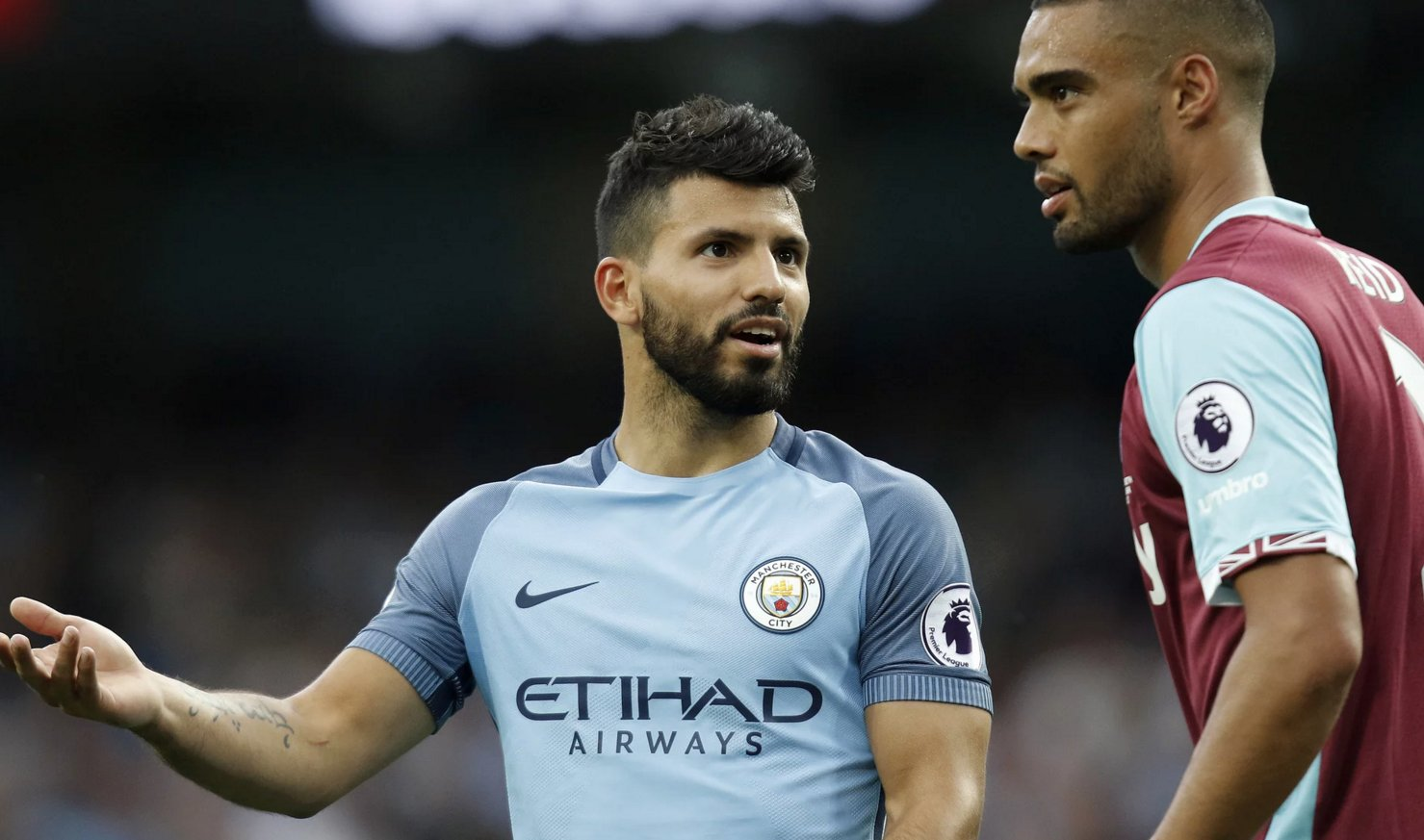 Aguero To Miss Manchester Derby After FA Ban