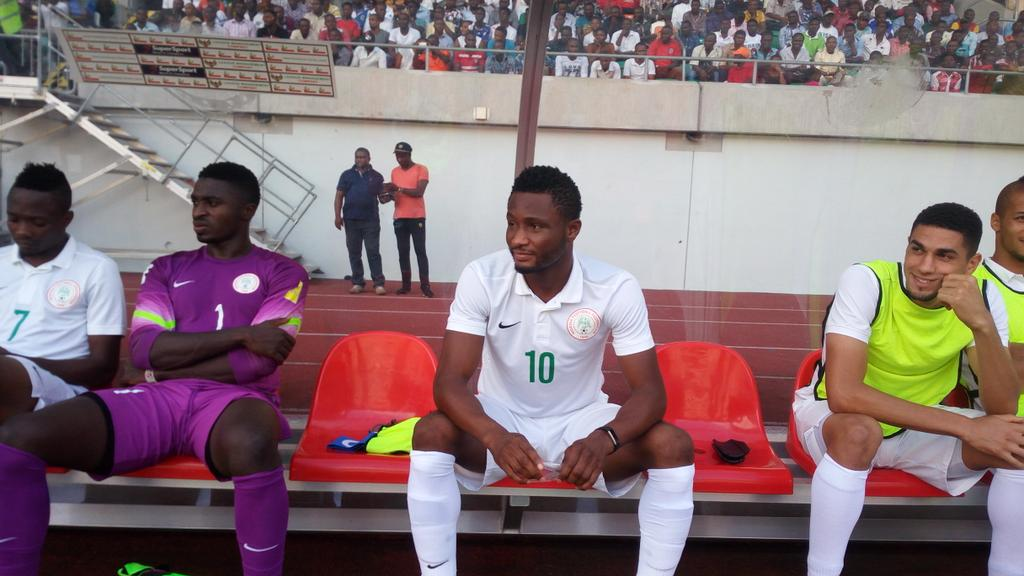Mikel Insists Players Not To Blame For AFCON Failure, Praises Rohr