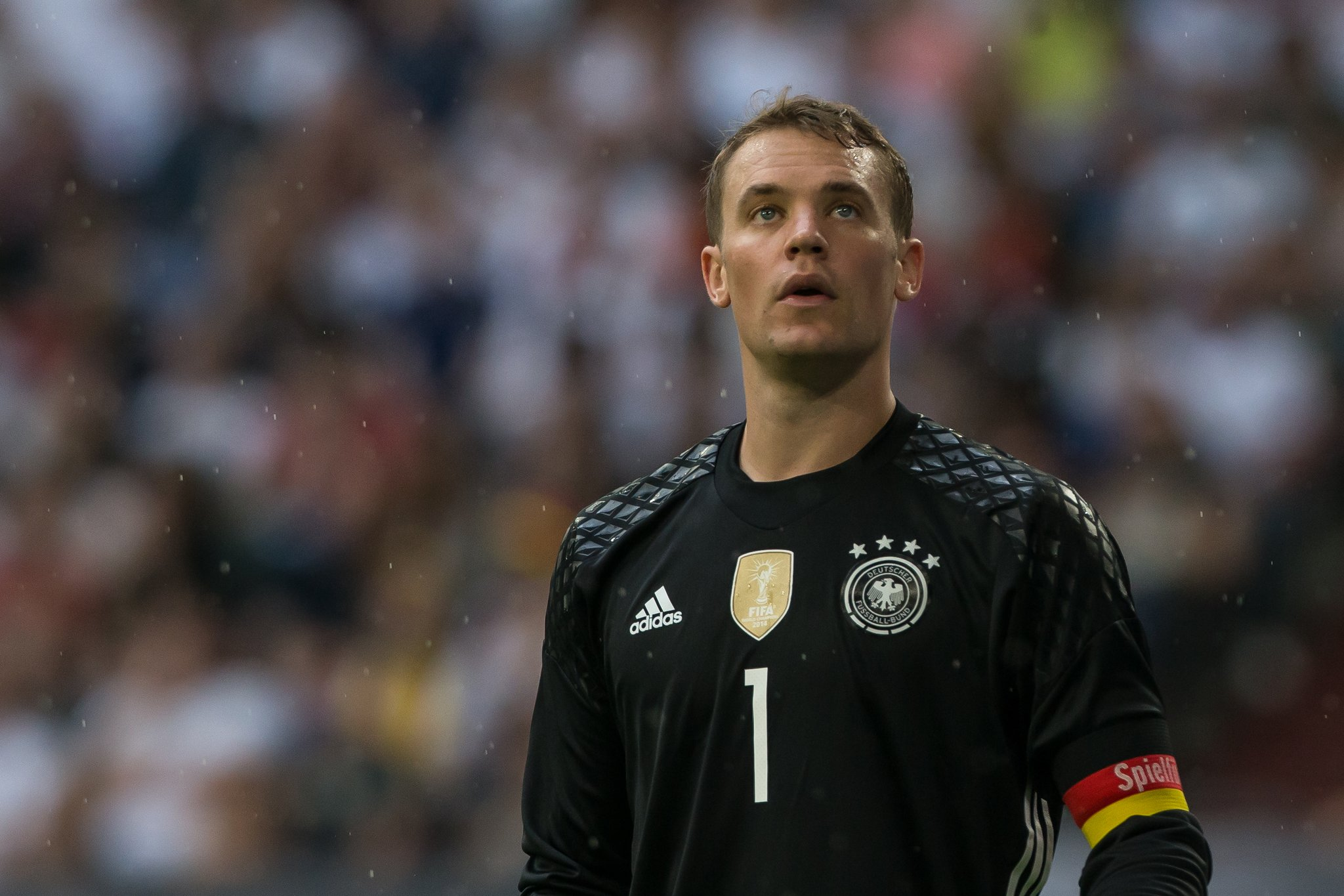 Neuer Succeeds Schweinsteiger As Germany Captain