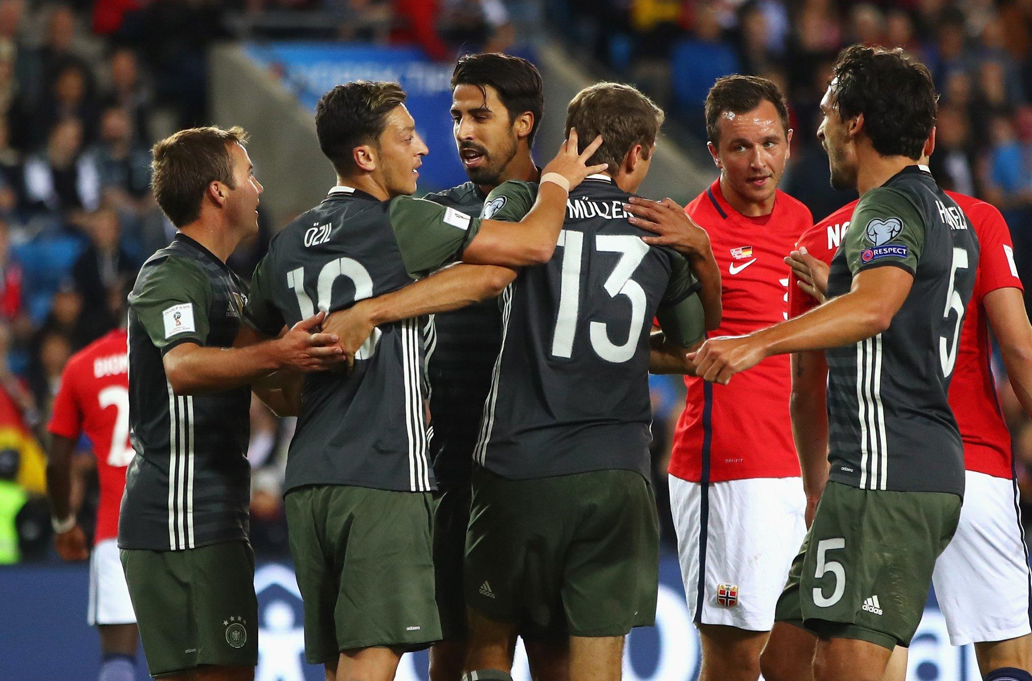 Russia 2018: Muller Bags Brace In Germany Win, Nigerian Scores For Malta
