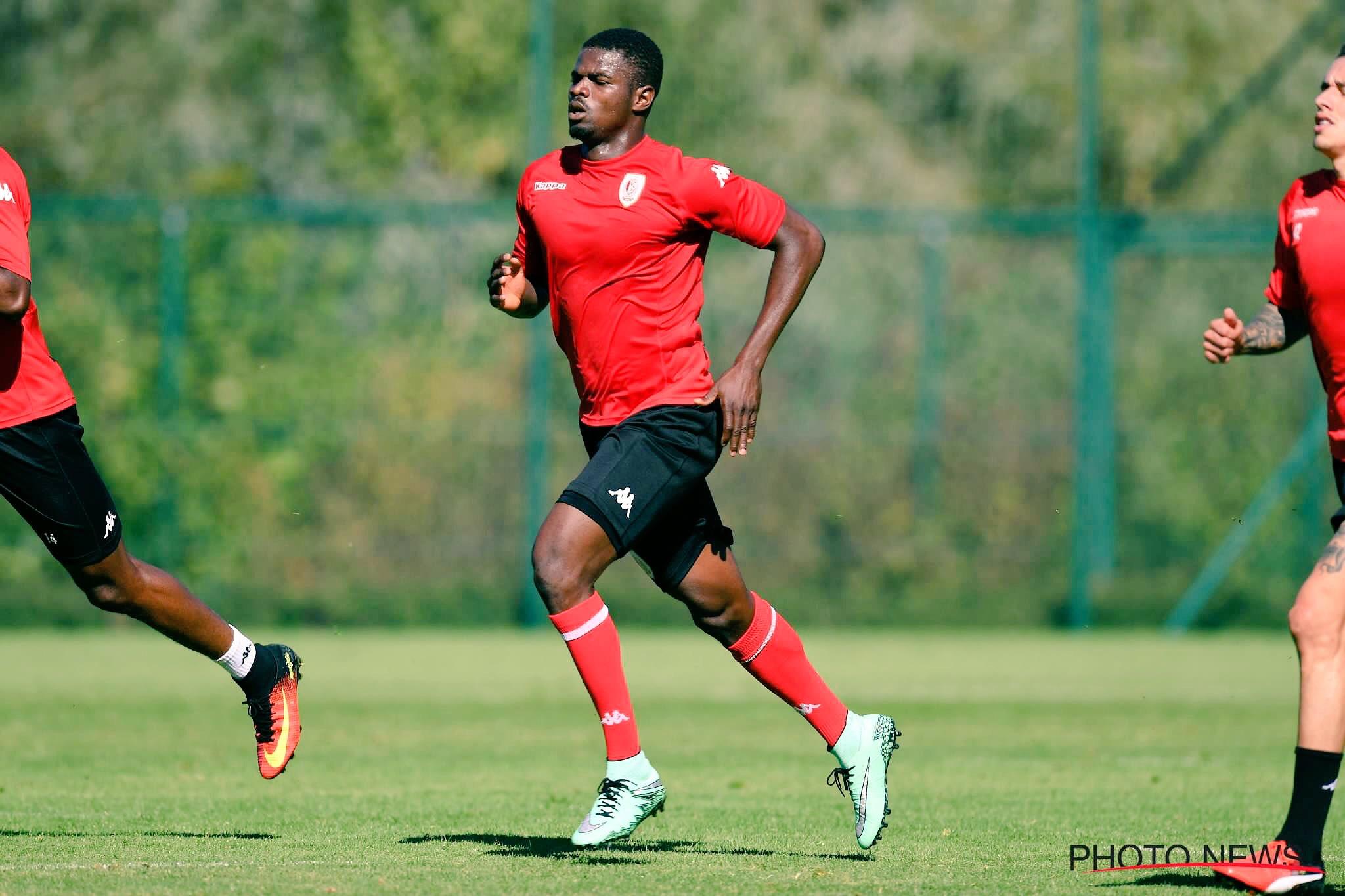 Echiejile Praises Standard Liege Fans, Wants More Wins