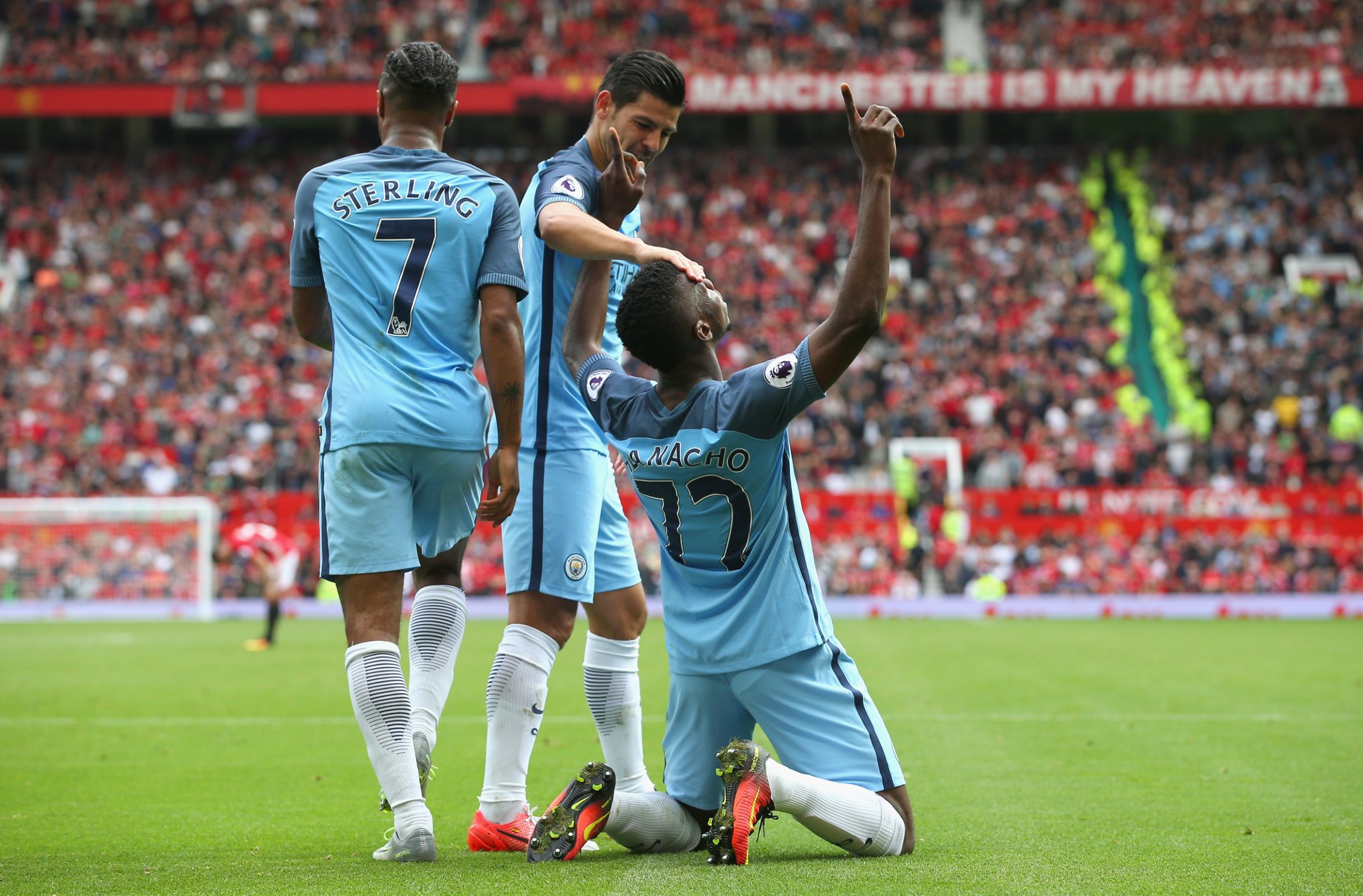 Iheanacho Scores, Assists As City Win Manchester Derby