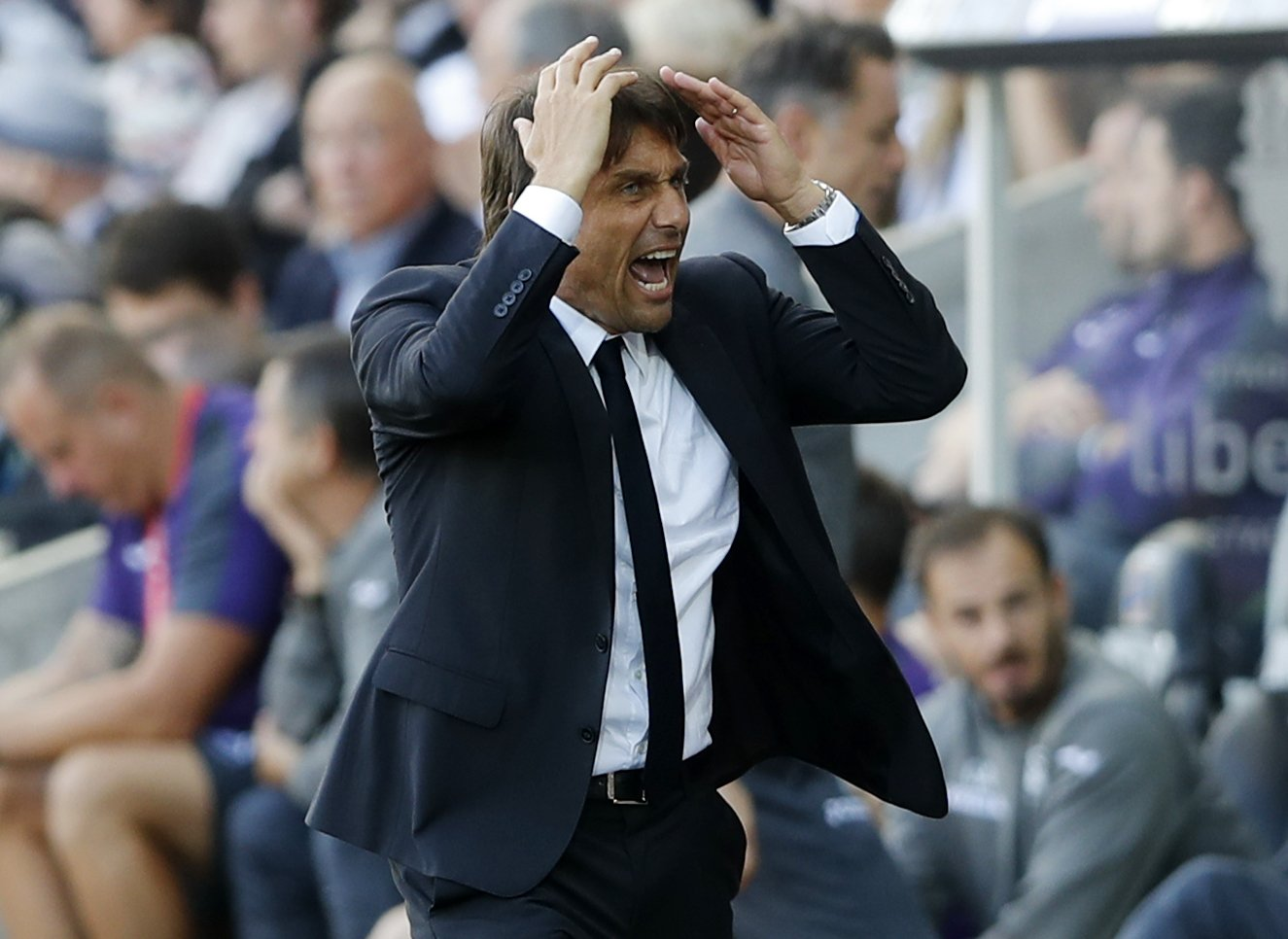 Conte: Dominant Chelsea Should Have Beaten Swansea
