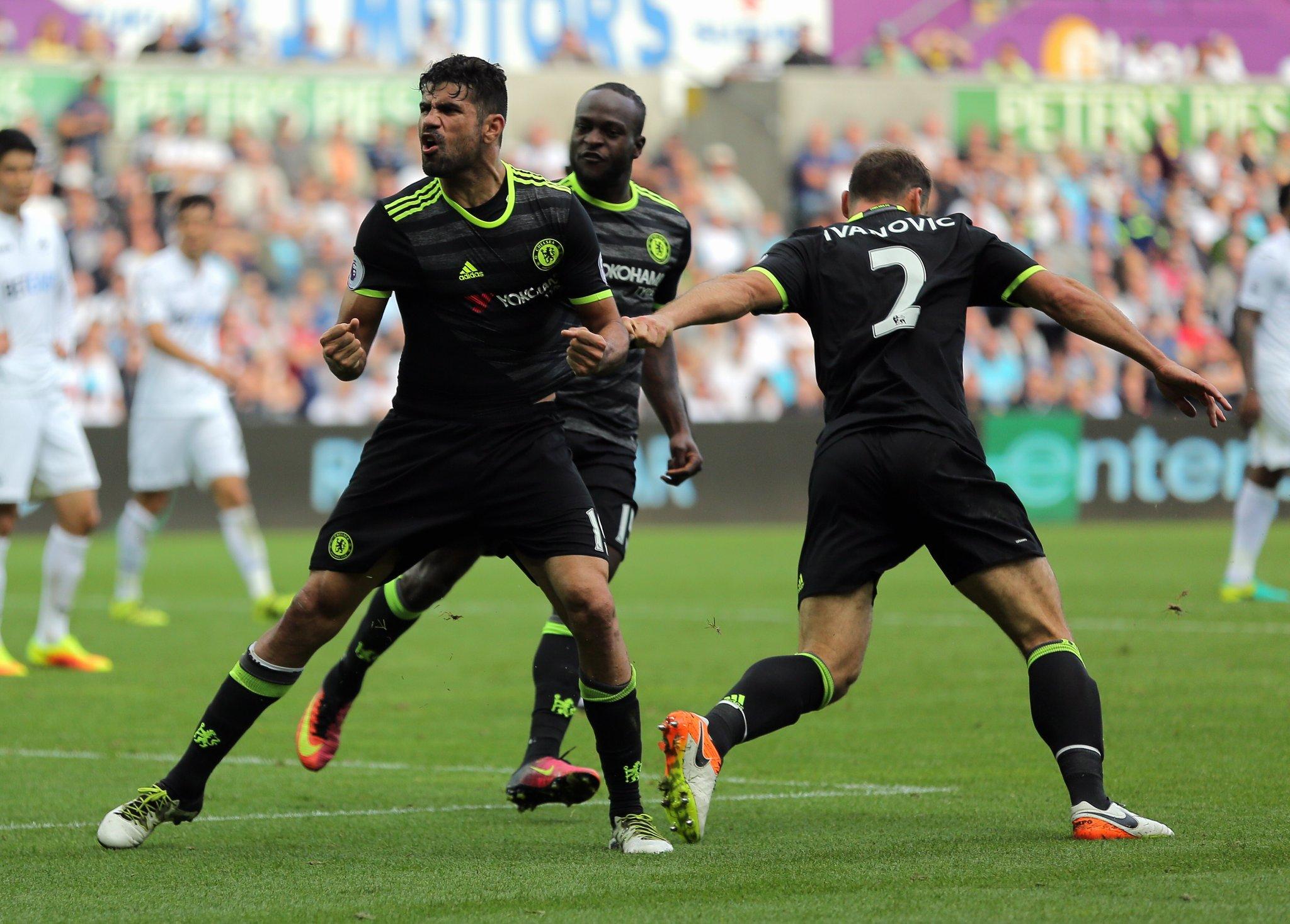 Mikel Praises Chelsea Spirit Vs Swansea, Hails Costa Strike