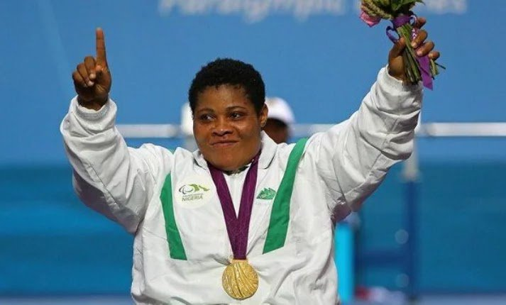 Orji Sets World Record, Wins Nigeria's Eighth Rio Paralympics Gold