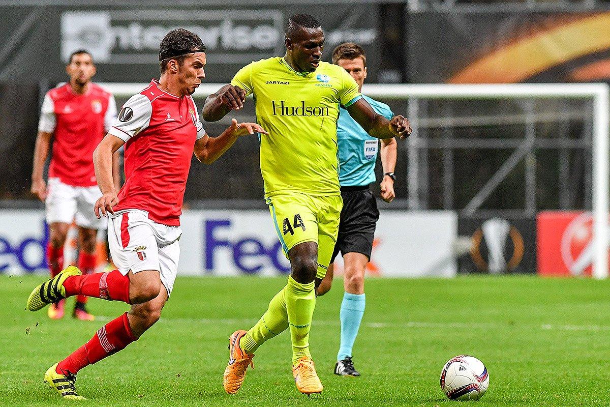 Europa League: Esiti Rues Gent Draw With Braga In Portugal