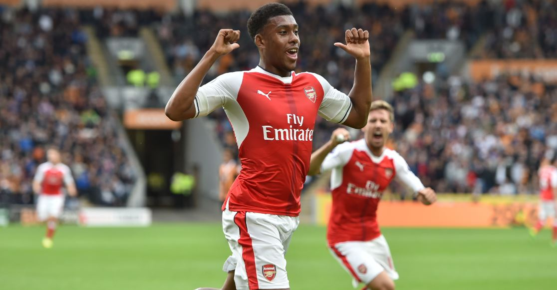 Iwobi: I Want To Win EPL Title ‎With Arsenal