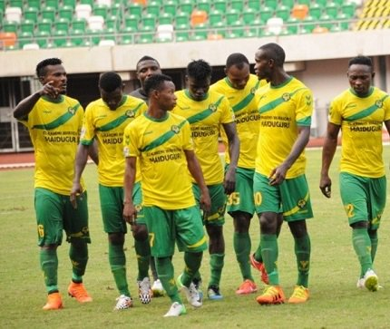 El-Kanemi Edge Heartland, Steer Clear Of Relegation Trouble