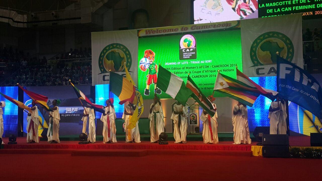 AWCON 2016: Super Falcons Draw Ghana, Mali, Kenya