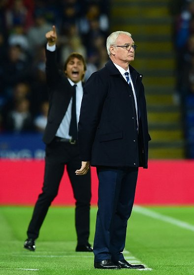Ranieri Wants Man United Revenge; Praises Rashford, Martial