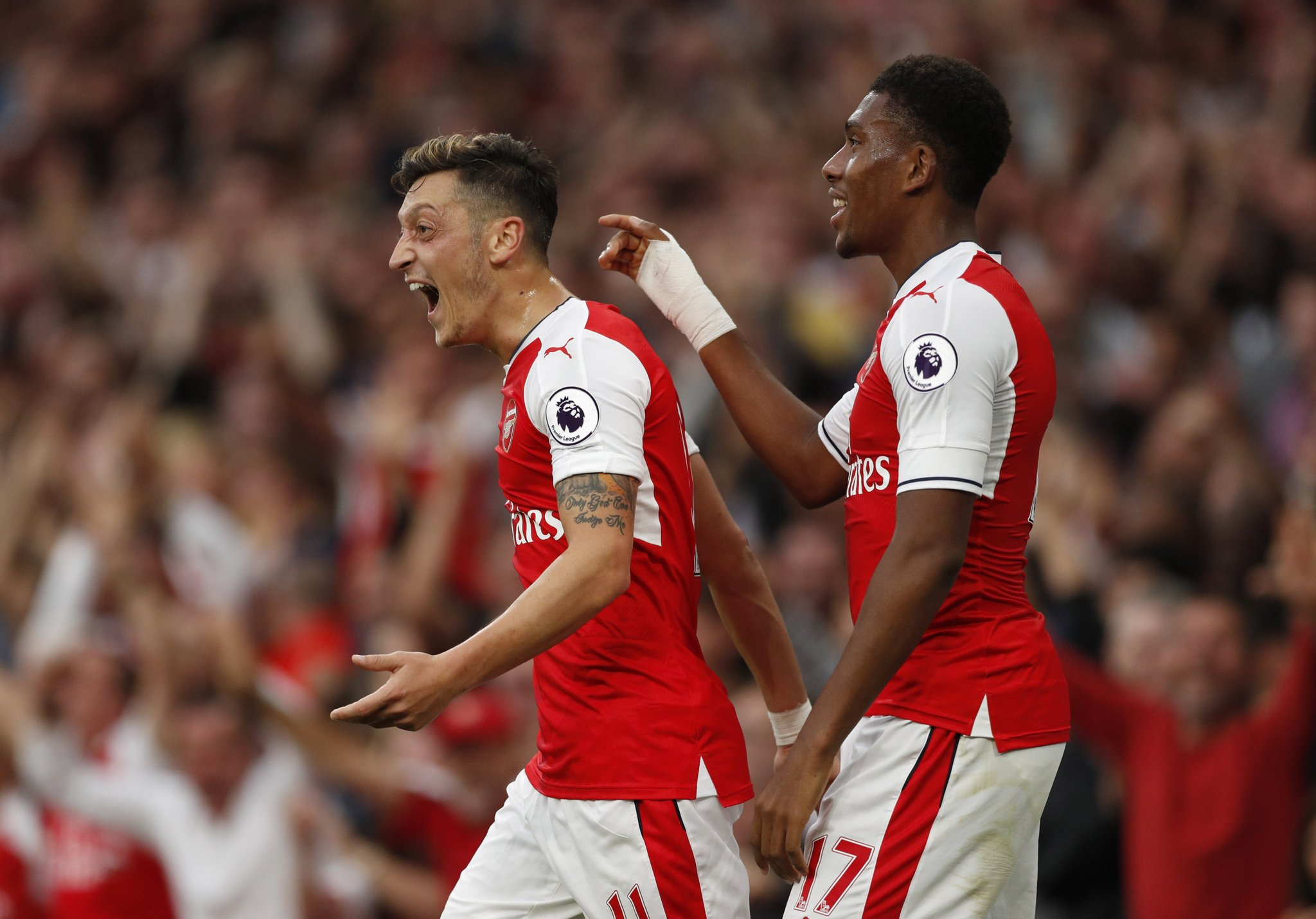 Iwobi Happy With Award Vs Chelsea, Backs Arsenal To Get Stronger