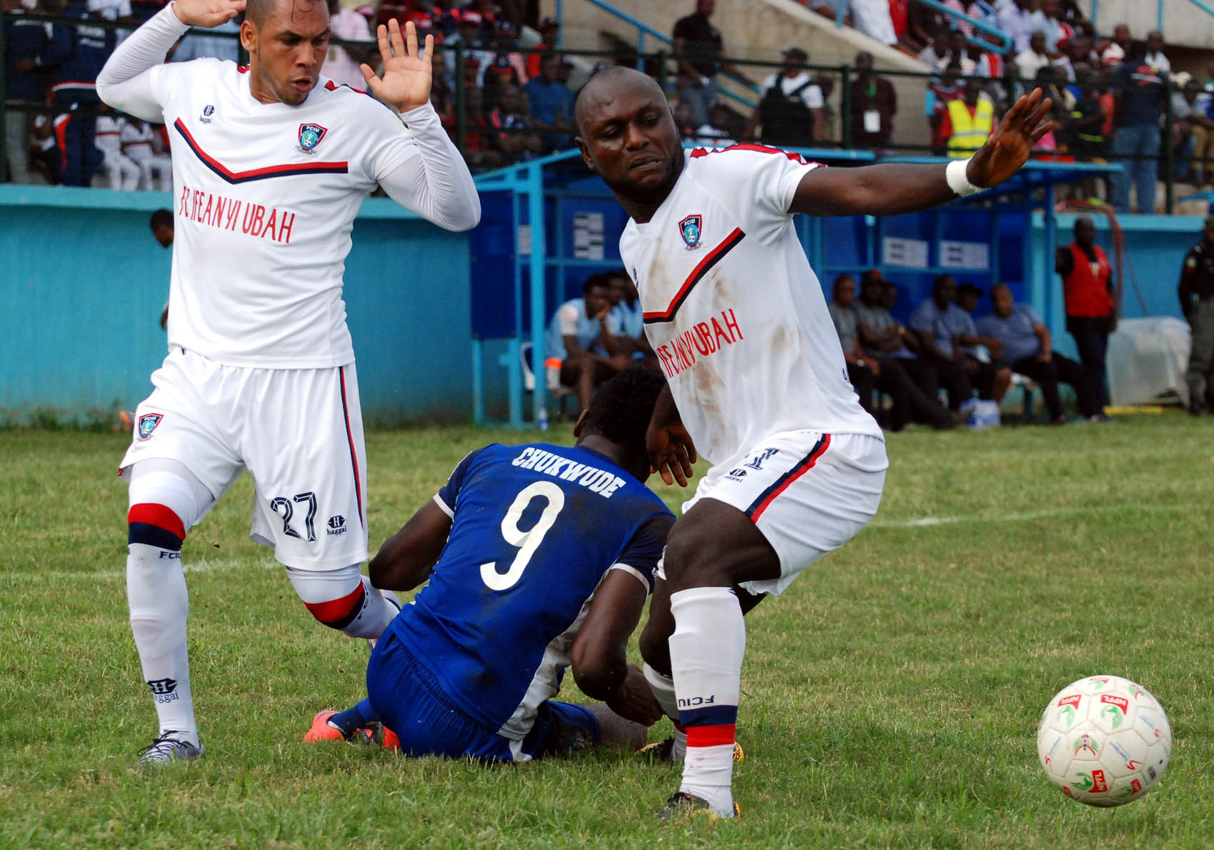 Federation Cup: Ifeanyiubah Confident Of Ending Crown Fairytale