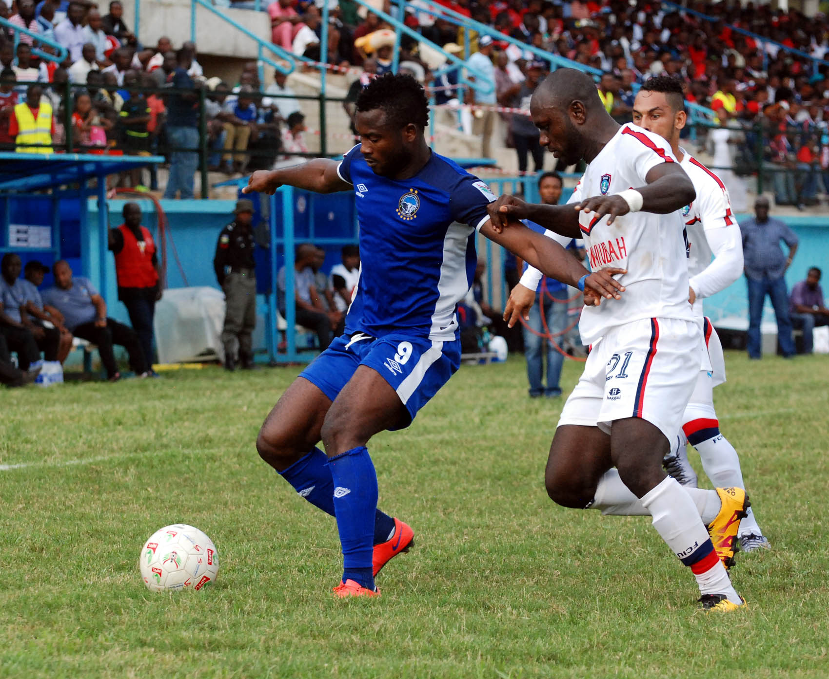 Federation Cup: IfeanyiUbah Beat Crown, Reach Final Amid Controversy