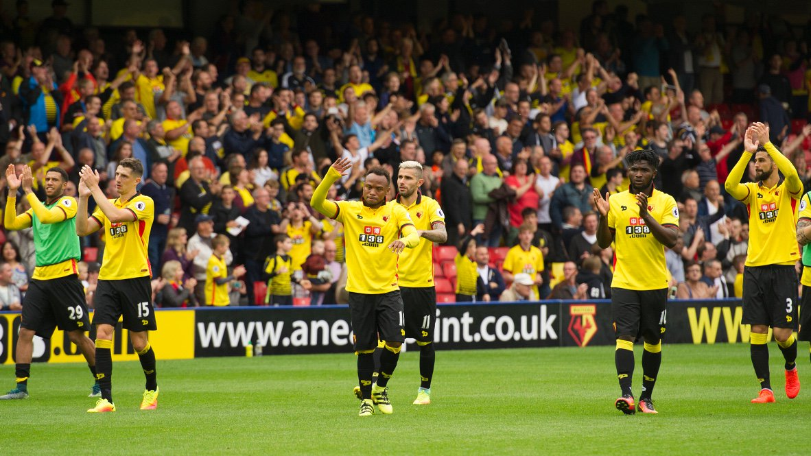 Success Admits Burnley Better Than Watford, Wants More Action