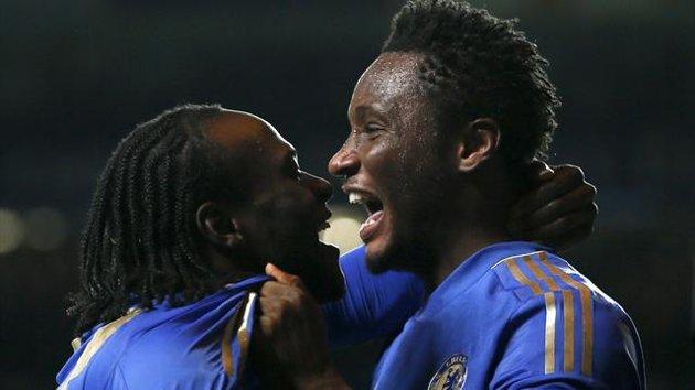 Mikel, Moses Set To Hit Chelsea Milestones