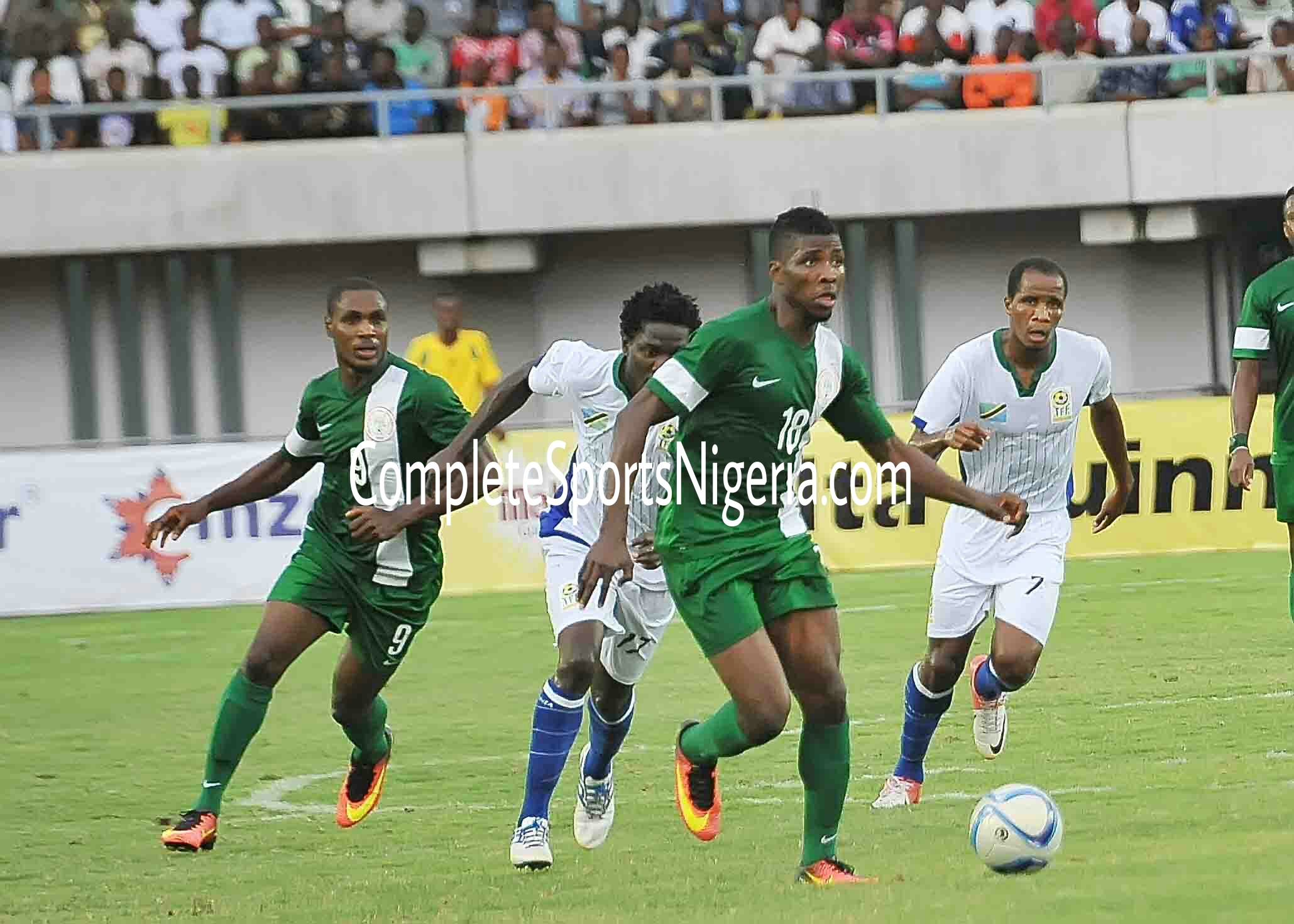 JOB WELL DONE: How Super Eagles Rated Vs Tanzania