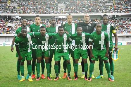 Zambia Vs Nigeria World Cup Qualifier Shifted