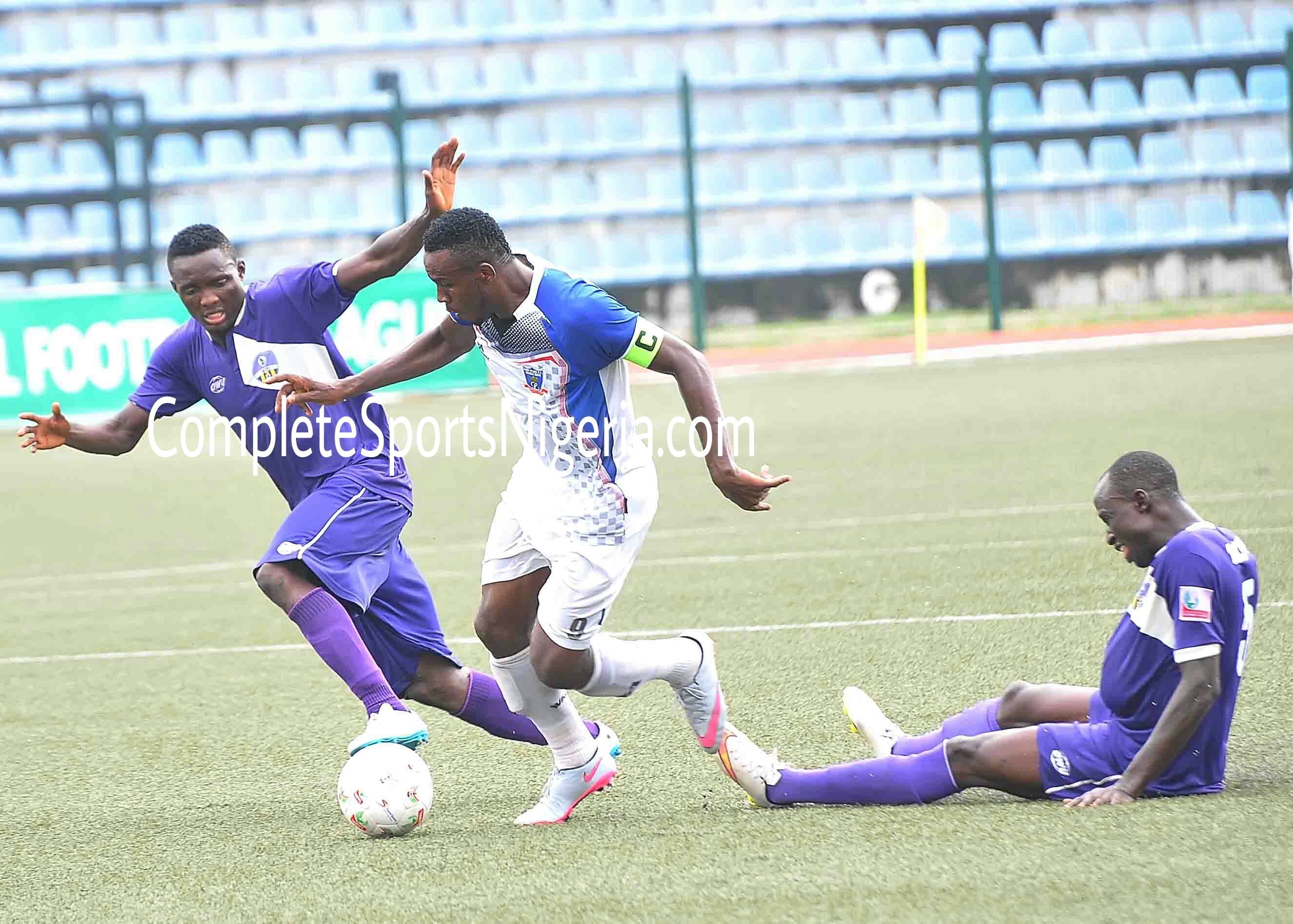 NPFL: MFM Ease Past Lobi, Revive Survival Hopes