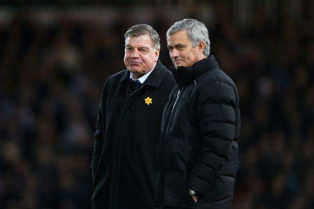 Mourinho: United Mata Better Than Chelsea Mata; I Pity Allardyce