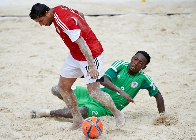 AFCON Beach Soccer Draw To HoldSaturday