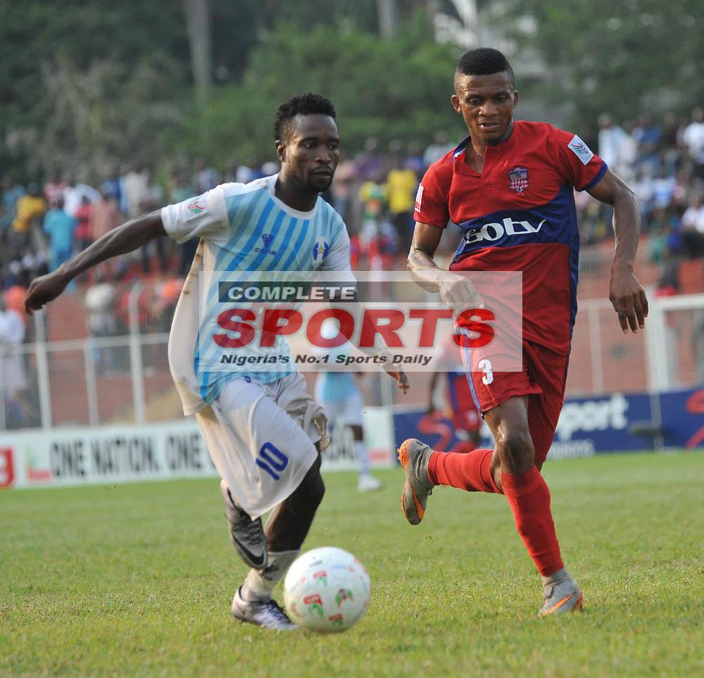 NPFL: 3SC, Ambitious Rangers Light Up Ibadan; MFM Battle For Survival