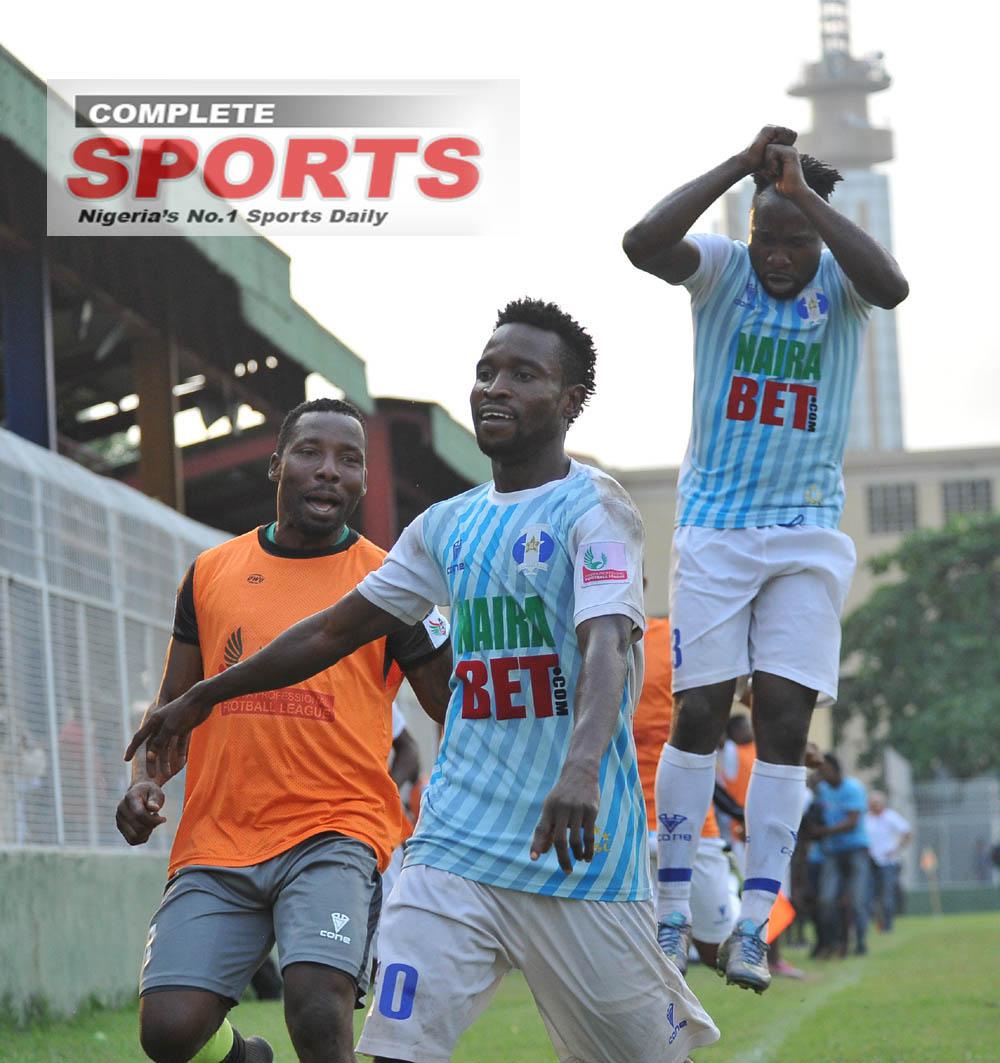 NPFL: 3SC Shoot Down Rangers As Rivers United Go Top