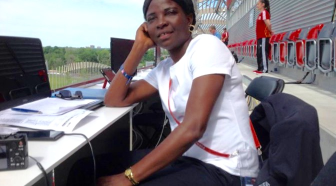 Omagbemi: Falcons Won't Underrate Women's AFCON Opponents