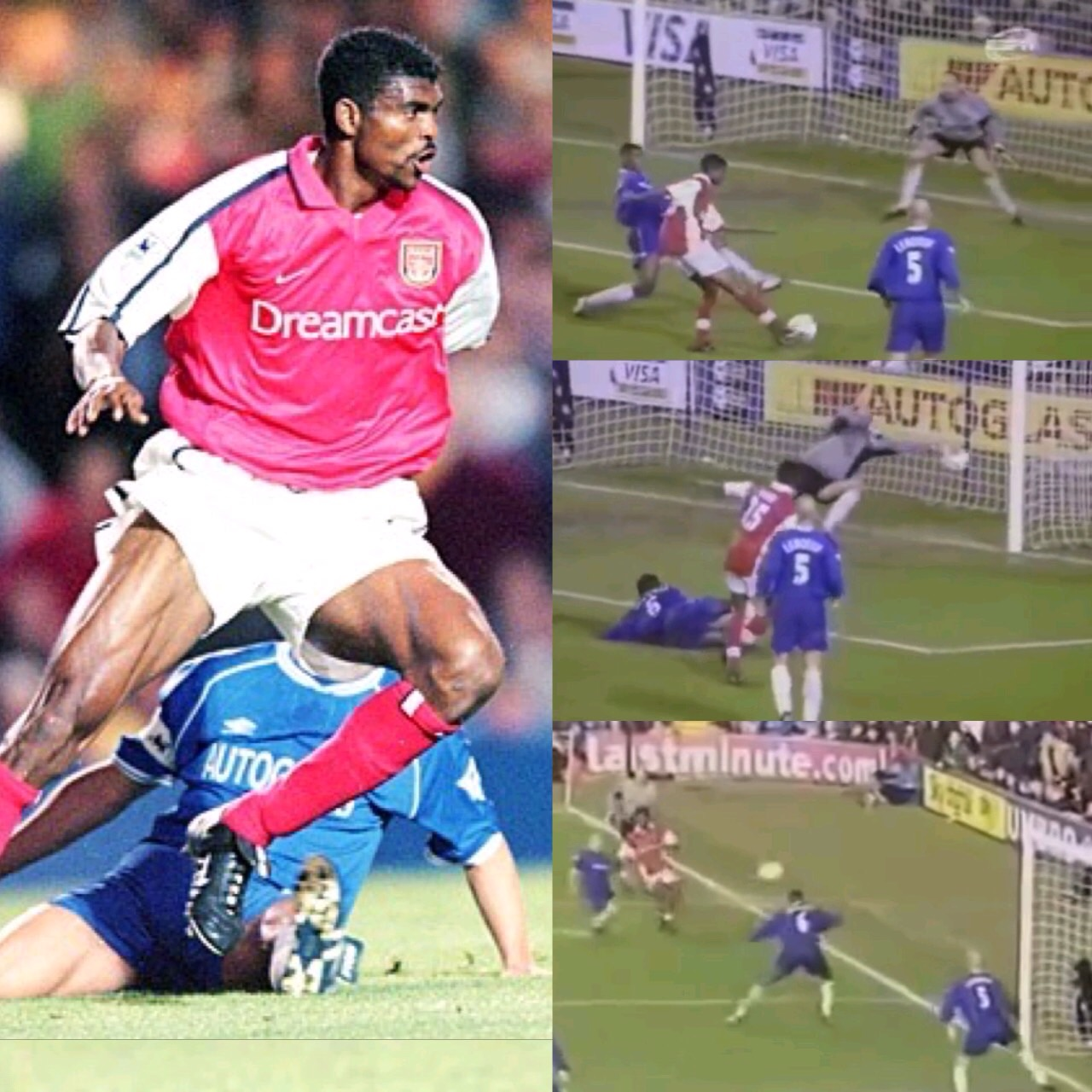 6 Memorable Clashes Between Arsenal And Chelsea