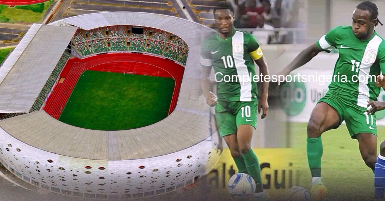 NFF: Uyo, Not Port Harcourt Will Host Super Eagles Vs Algeria