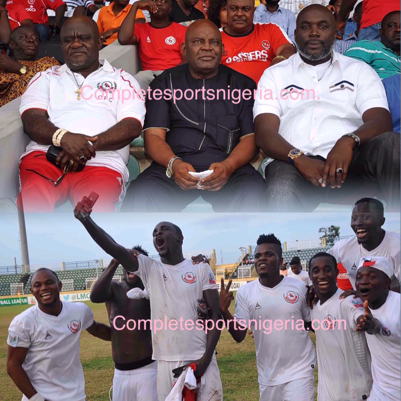 Chukwu: It Will Be Great To See Rangers Win NPFL Title
