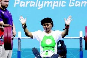 Nwosu Wins Gold No.5 For Team Nigeria At Rio Palalympics
