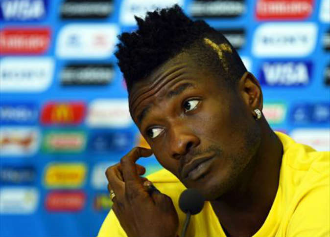 Jaap Stam: Asamoah Gyan Failed Reading Medical