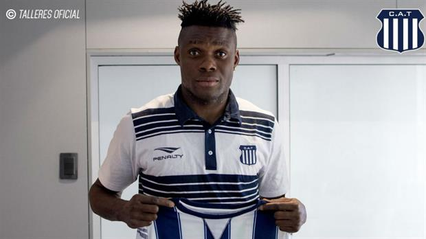 Okiki Afolabi Thrilled After Joining Argentina's Talleres