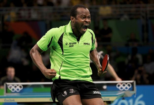 Quadri Rises To Historic No.25 In ITTF World Rankings