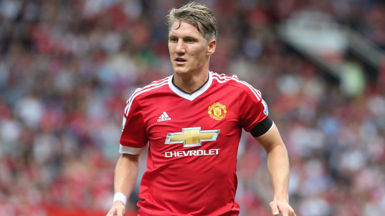 Schweinsteiger Excluded From Man United's Europa League Squad