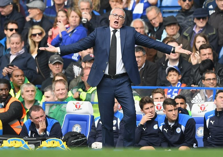 Ranieri Tips Tottenham For Premier League Title