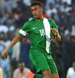 Oliseh Tips Iwobi To Win African Best Player Award