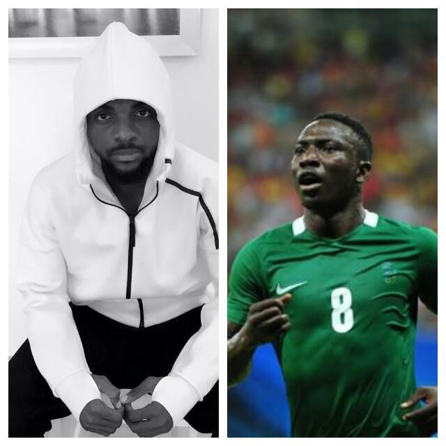 Ogu, Etebo Return To Super Eagles For Algeria Clash