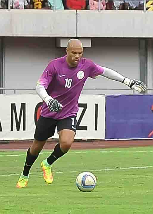 Ikeme In injury Scare Ahead Of Algeria Clash