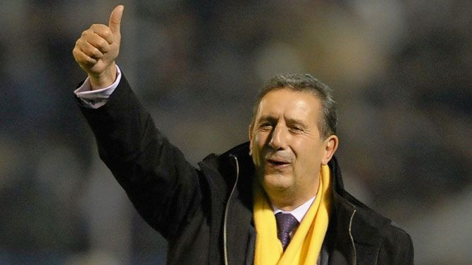 Algeria Confirm Belgian Leekens As New Coach