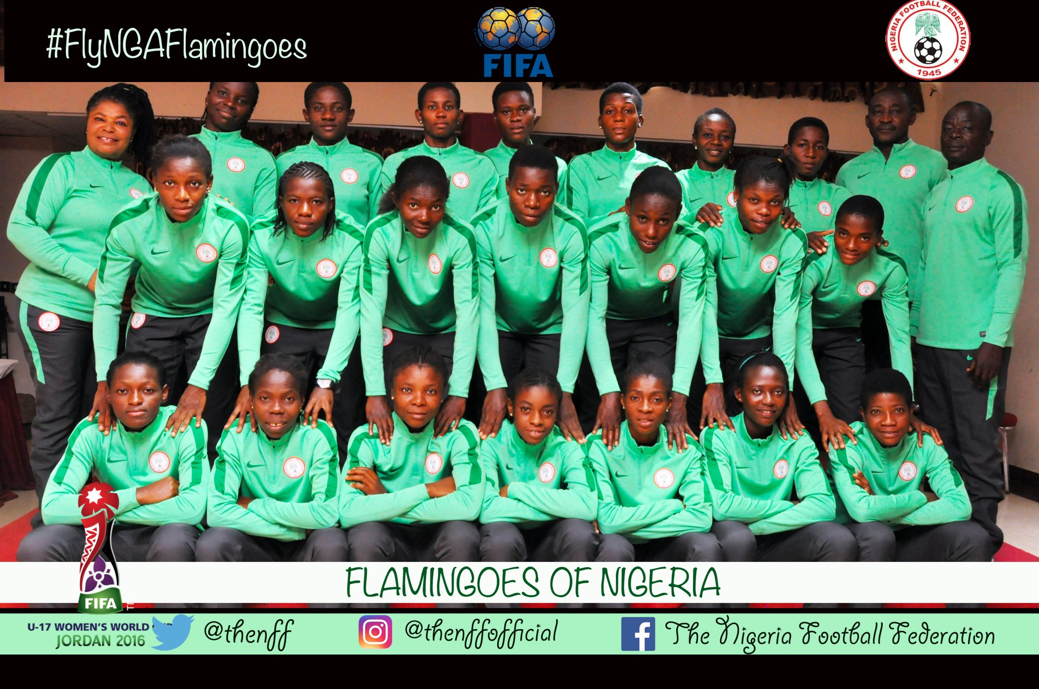 U-17 WWC: Flamingoes Face Early Exit After England Draw