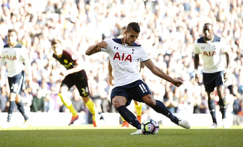 Iheanacho Can't Save Man City From Tottenham Defeat