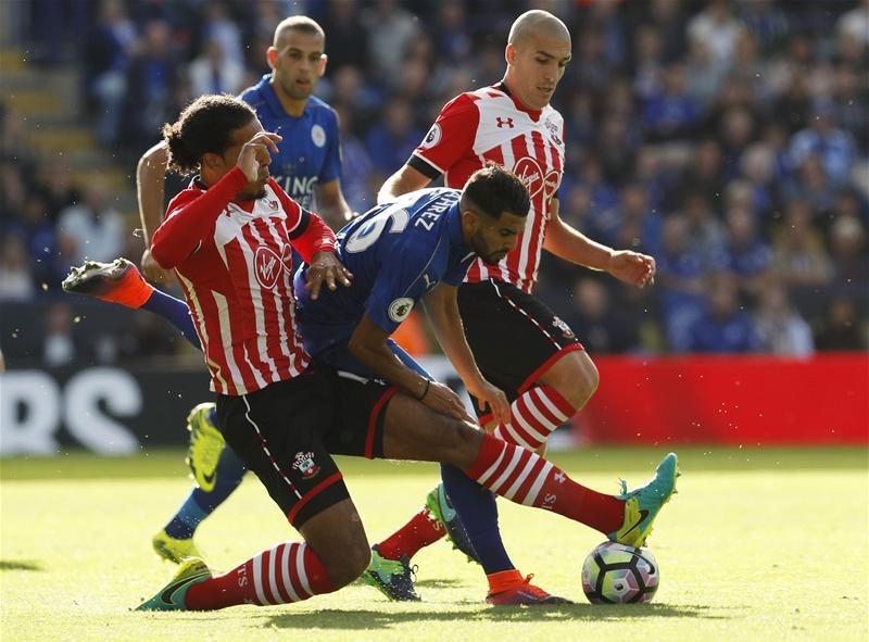 Musa Missing Again As Southampton Hold Leicester