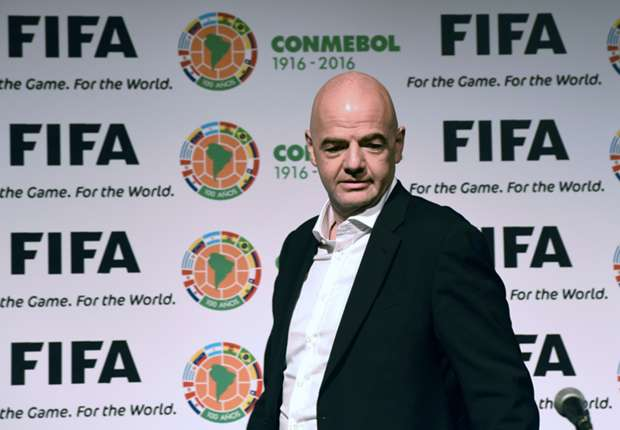 Infantino Proposes 48-Team FIFA World Cup
