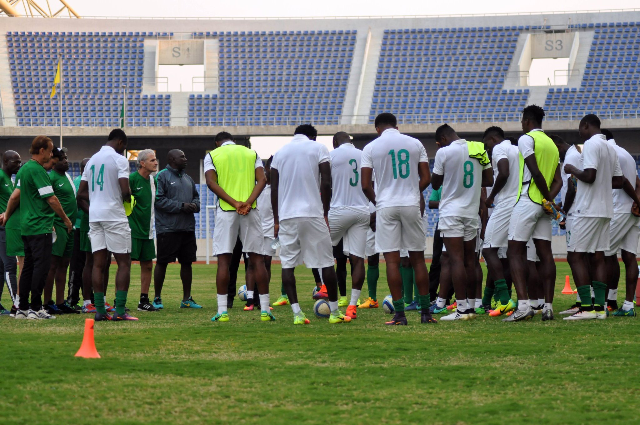 Akpoborie: Super Eagles Still Work In Progress