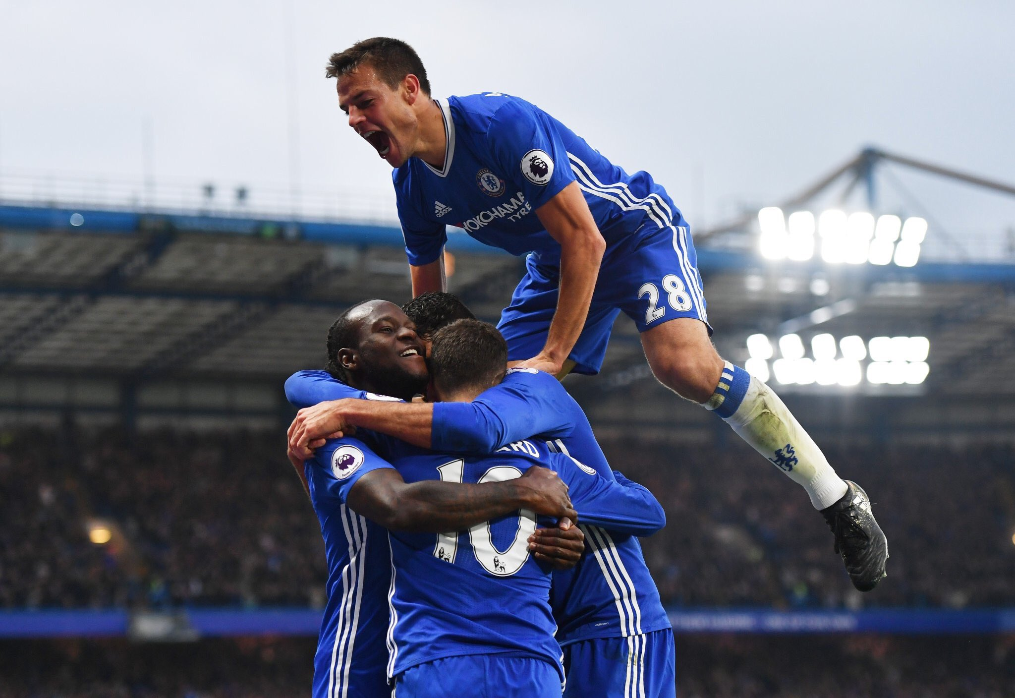 """Moses: Brilliant Chelsea """"Buzzing"""" After Thrashing United"""