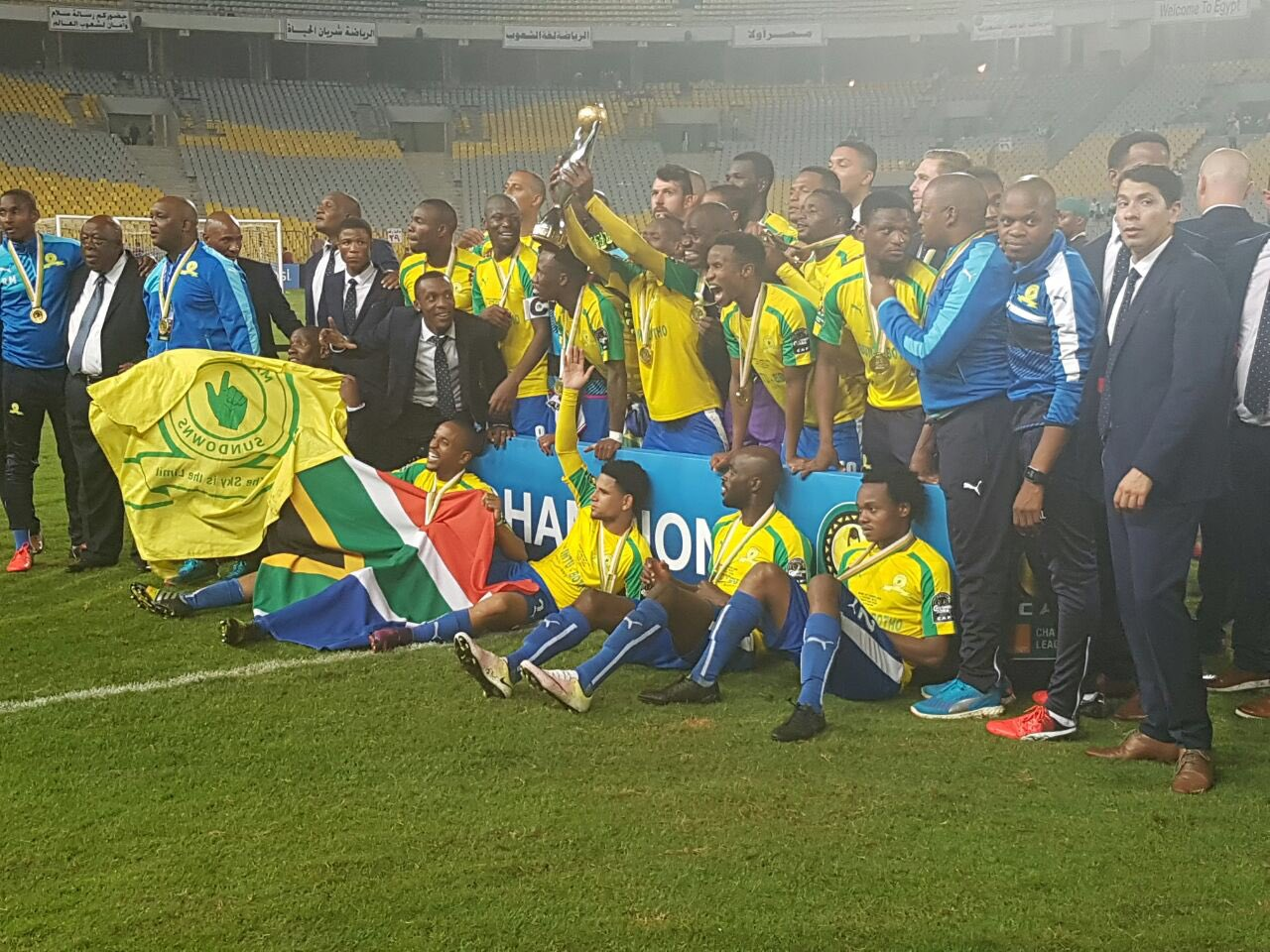 FAIRYTALE: Chelsea, Denmark, Other Teams Who Achieved 'Impossible' Feats Like Sundowns