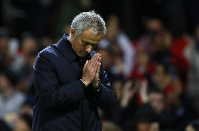 Mourinho: Burnley Can Shock Man United