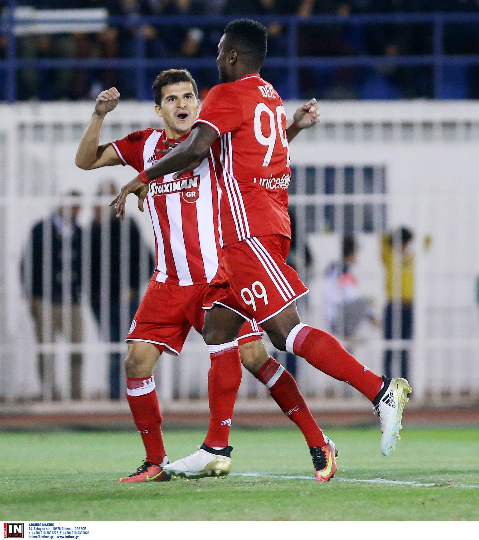 Ideye, Musa, Reuben On Target; Ikeme Concedes 18th Goal